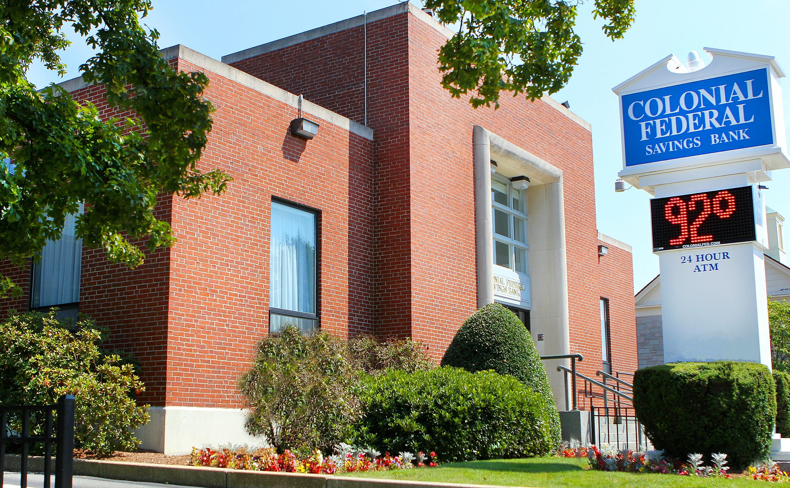 Alerts & Notices :: Colonial Federal Savings Bank